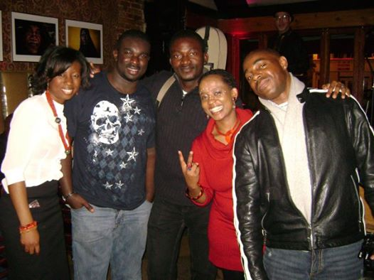 Performance with Anna Mwalagho & AfroFloetry