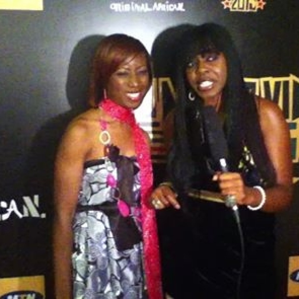 Red Carpet Interview with TV Host FAITHy
