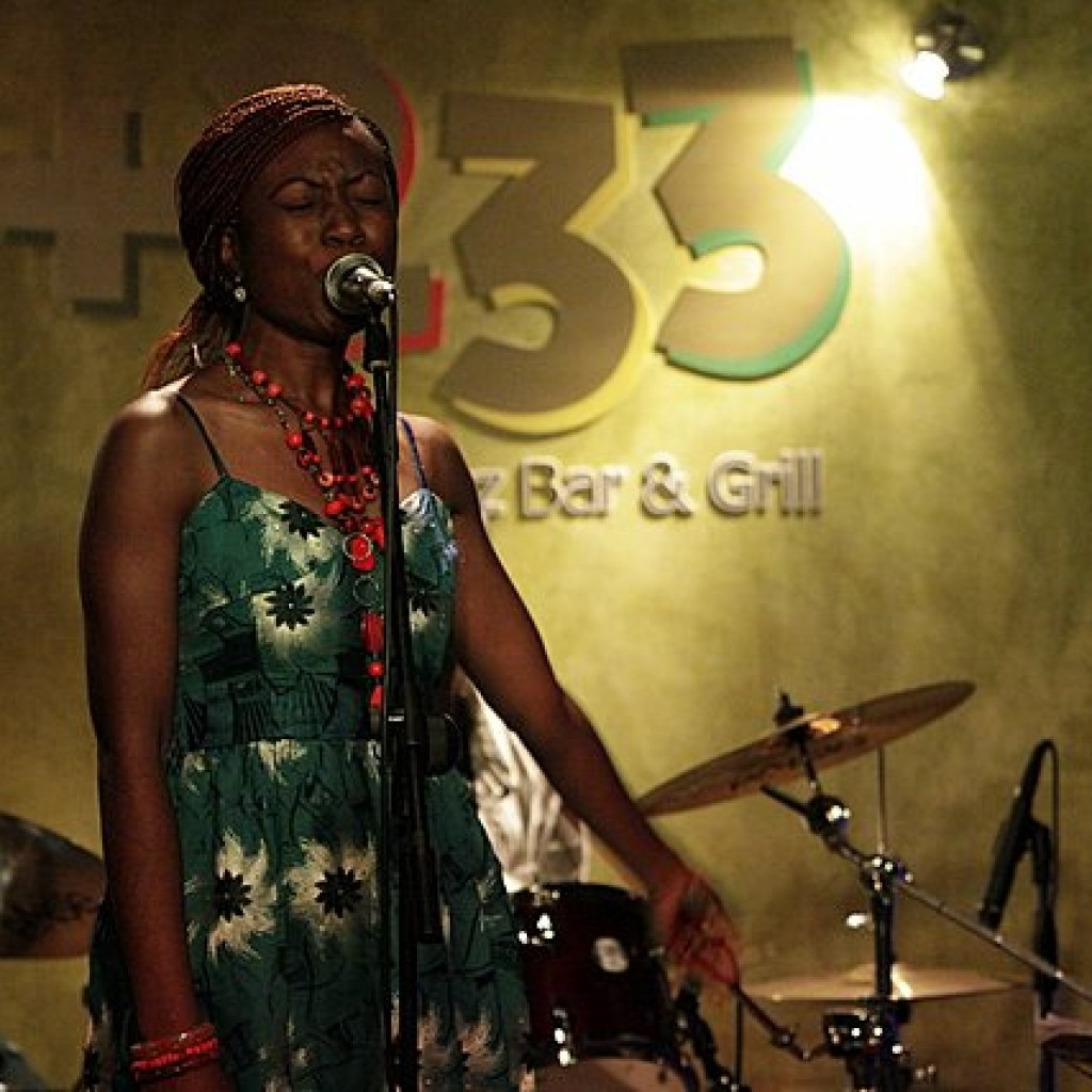TolumiDE performance at +233 Jazz Lounge