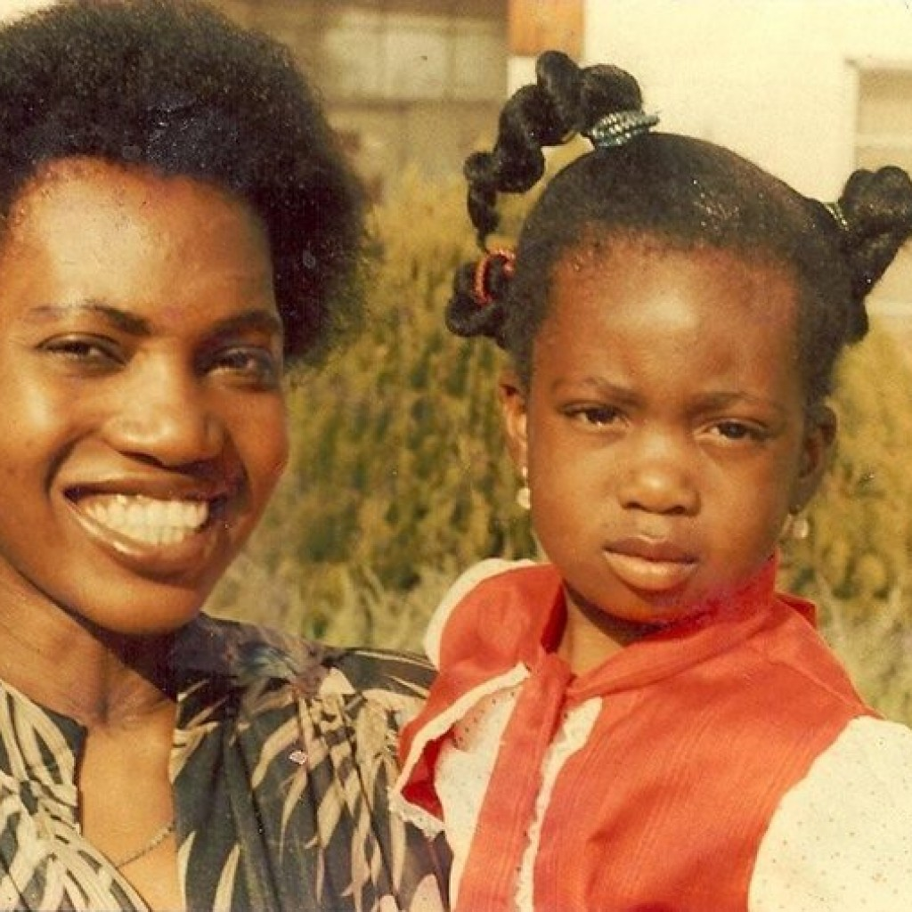 I love my Mommy!! Celebrating all Mother's Today