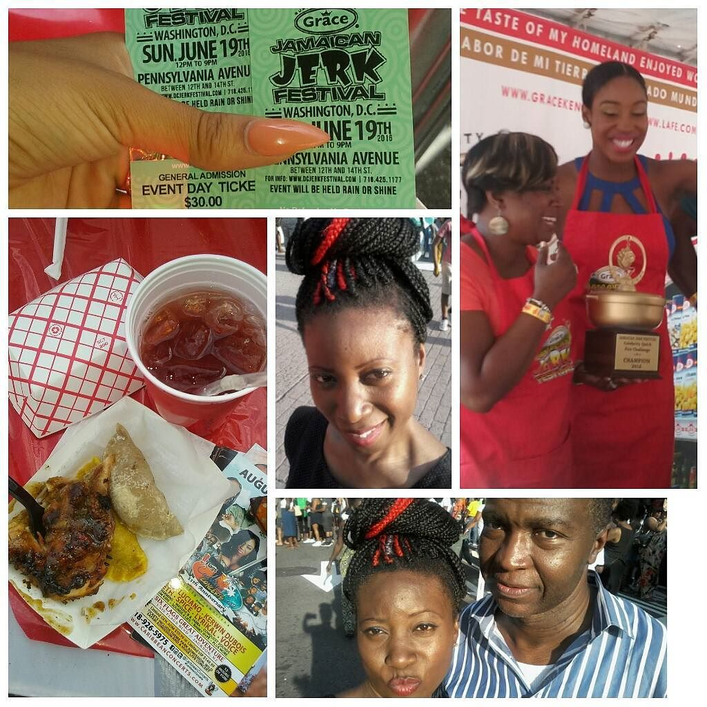 Jerk Festival in DC