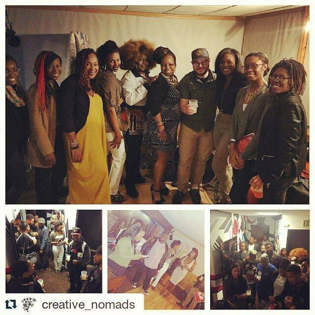 Creative Nomads, bring artist together to grow