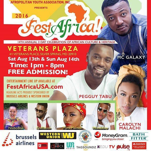FestAfrica 2016