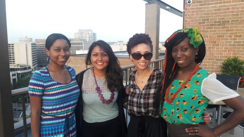 Summer Rooftop Party with VOA Friends