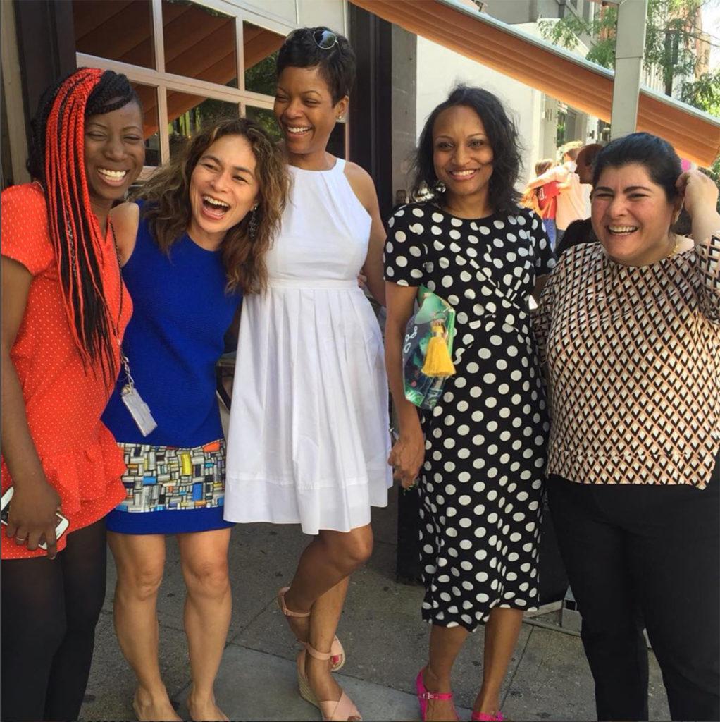 Women in Media and Super Fab Friends